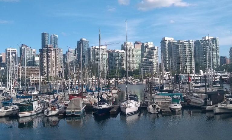 Vancouver, la ciudad más 'cool' de Canadá