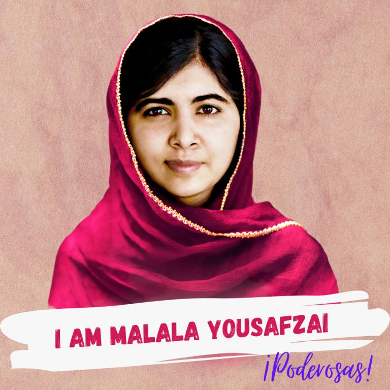 Malala Yousafzai – Activista por la Educación