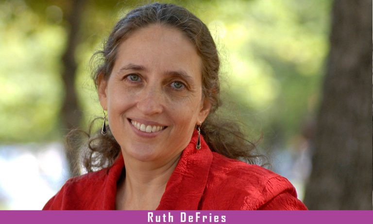 Ruth DeFries – Científica y Geógrafa Ambiental